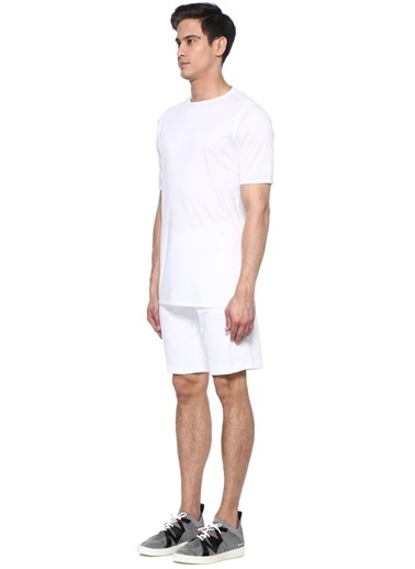 Knt Sweatshirt Beyaz